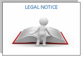 Image LEGAL NOTICE